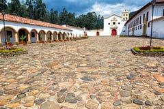 La Candelaria Monastery imagens de stock royalty free