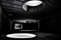 La cantina del Chianti Classico IX del nel di Antinori fotografie stock libere da diritti