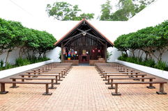 La capilla Imagen de archivo