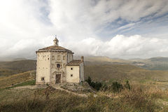 La capilla Imagenes de archivo