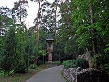 La capilla Foto de archivo libre de regalías