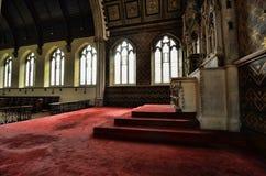 La capilla de los conventos Foto de archivo