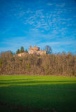 La capilla de San Galgano en Montesiepi, Toscana Fotografía de archivo libre de regalías