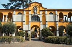 La capilla de victorias italianas imágenes de archivo libres de regalías