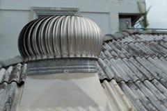 La capilla del respiradero en el tejado Imagen de archivo libre de regalías