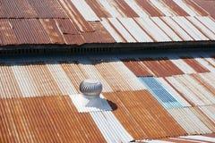 La capilla del respiradero en el tejado imagen de archivo