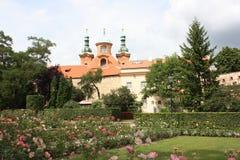 La capilla del santo entierra Imagen de archivo
