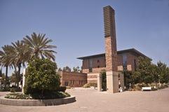 La capilla interconfesional en el buhonero Fotos de archivo