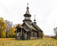 La capilla vieja Imágenes de archivo libres de regalías