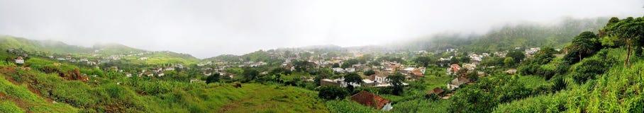 La capitale di Nova Sintra Immagine Stock