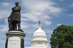 La Capitol Hill fotos de archivo