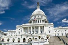 La Capitol Hill imagen de archivo