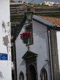 La cappella da Quay in Camara de Lobos un paesino di pescatori vicino alla città di Funchal ed ha alcune di più alte scogliere ne Immagine Stock Libera da Diritti