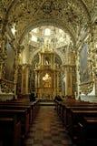 La cappella del rosario Immagine Stock Libera da Diritti