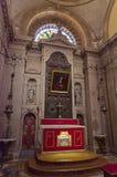 La cappella della st Lucy a Siracusa Fotografia Stock Libera da Diritti