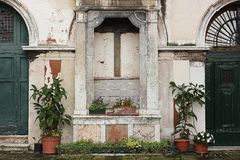 La cappella di Venezia Immagine Stock Libera da Diritti