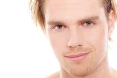 La cara Imagen de archivo