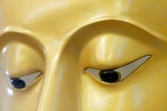 La cara de Buddha Imágenes de archivo libres de regalías