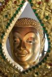 La cara de la estatua de Buda Imagenes de archivo