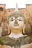 La cara de la imagen de Phra Atchana Imagen de archivo