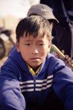 La cara de los children's foto de archivo libre de regalías