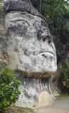 La Cara del Indio (印地安人的面孔)伊莎贝拉岛,波多黎各 库存图片