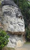 La Cara del Indio (le visage de l'Indien) Isabela, Porto Rico Images stock