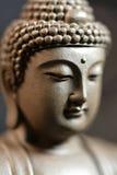 La cara del zen del Buda-estilo Imágenes de archivo libres de regalías