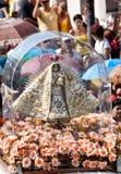 La Caridad del Cobre di Virgen de Fotografia Stock