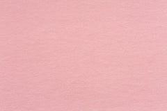La carta riciclata del mestiere ha strutturato il fondo in vecchio rosa-chiaro è aumentato Fotografia Stock