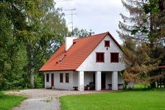 La casa Fotografía de archivo
