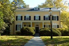 La casa Foto de archivo libre de regalías