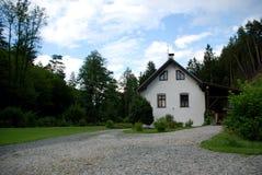 La casa Fotografía de archivo libre de regalías