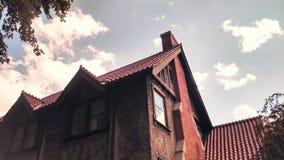 La casa imagen de archivo libre de regalías
