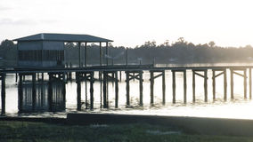 La casa barco Imagenes de archivo
