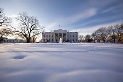 La Casa Bianca  Fotografie Stock