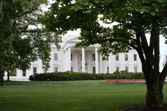 La Casa Bianca Immagine Stock Libera da Diritti