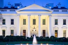 La Casa Bianca Immagini Stock