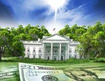 La Casa Bianca  Immagini Stock Libere da Diritti