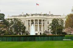 La Casa Bianca, Washington, DC Fotografie Stock Libere da Diritti