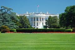 La Casa Bianca in Washington DC immagine stock libera da diritti