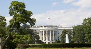 La Casa Bianca, Washington DC Immagini Stock Libere da Diritti