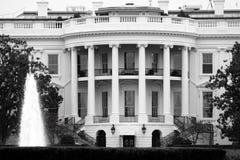 La casa blanca Fotografía de archivo