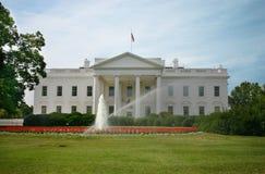 La casa blanca imagenes de archivo