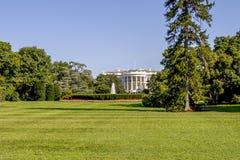 La casa blanca Imagen de archivo