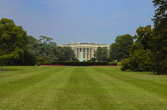 La casa blanca Fotos de archivo
