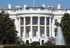 La casa blanca Foto de archivo