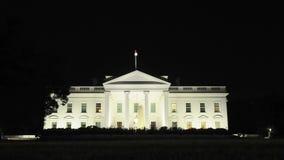 La Casa Blanca en la noche metrajes