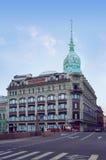 La casa comercial de Esders y de Scheefhals, St Petersburg Foto de archivo libre de regalías