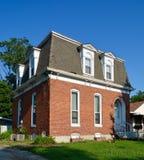 La casa de Bescker Imagen de archivo libre de regalías